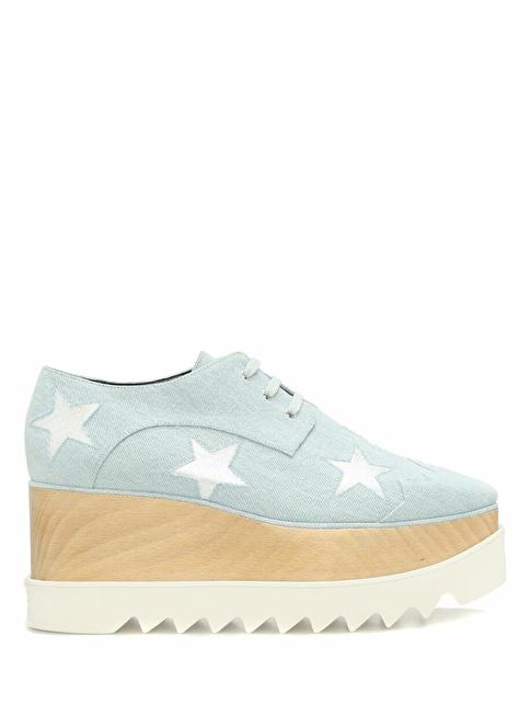 Stella McCartney Ayakkabı Mavi